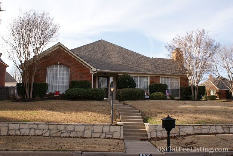 Fort Worth Home, TX Real Estate Listing